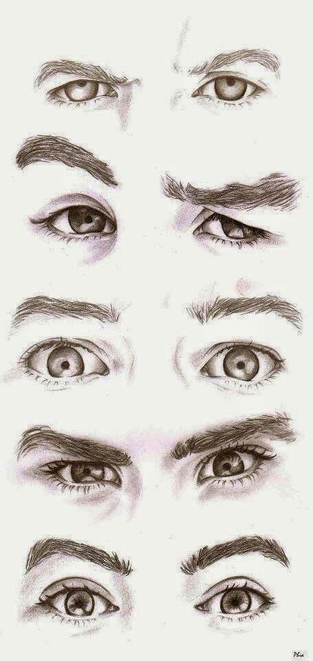 Tuto oeil