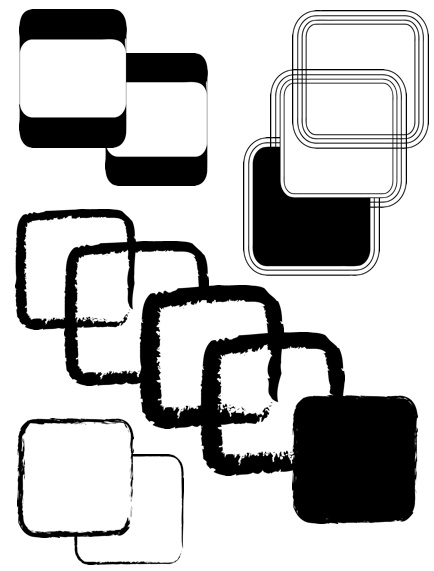 50 Shades of Frames......okay...really 45 frames of FREE clip art.