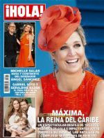 Hola! Magazine [Mexico] (4 December 2013)