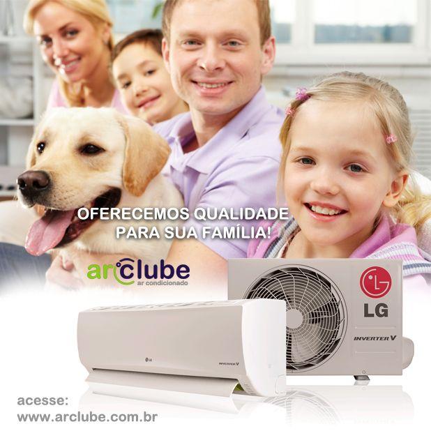 Acesse: www.arclube.com.br e veja as opções de ar condicionado para sua casa! Por aqui você encontra modelos econômicos, marcas respeitadas e facilidades de pagamento!