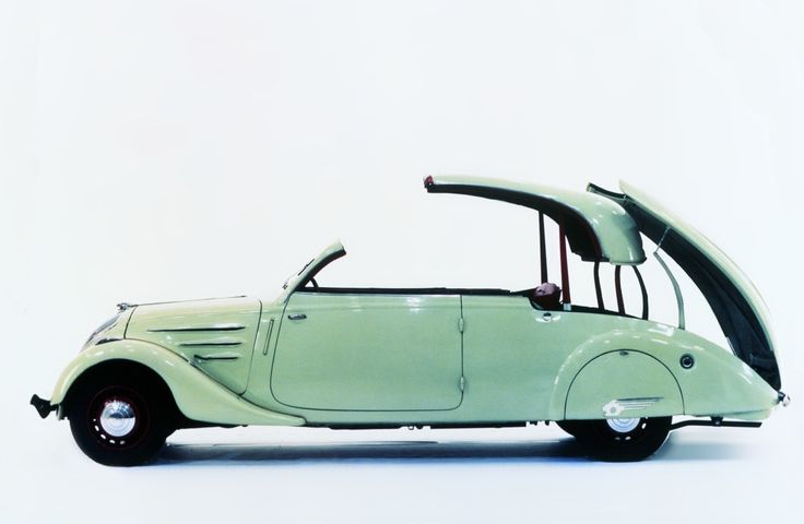 Peugeot 402 Eclipse Décapotable 1938 - Art Déco - Facebook.