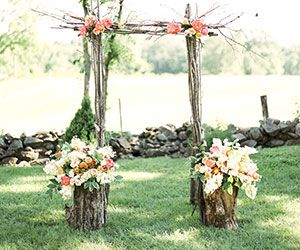 39 best Wedding Arbors images on Pinterest