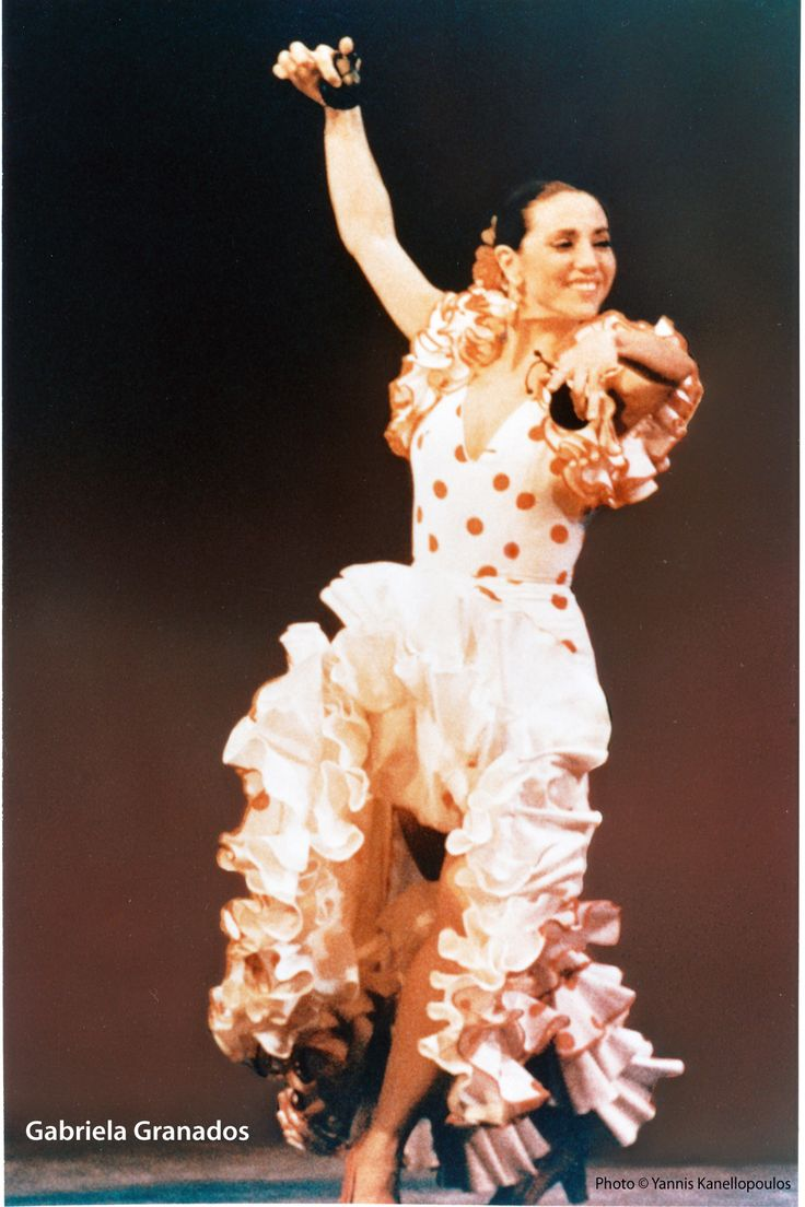 Gabriela Granados,  Spanish dancer