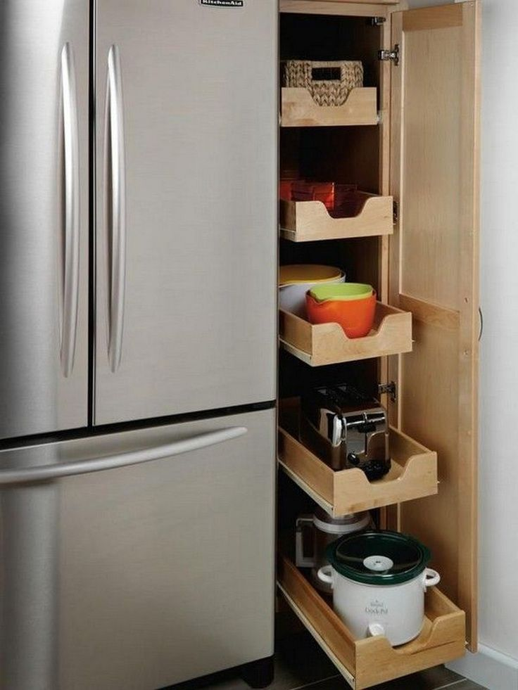 22 creative hidden kitchen storage solutions | kitchen layout, kitchen storage, kitchen design