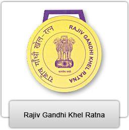 Rajiv Gandhi Khel Ratna - Wikiwand