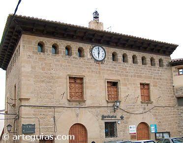 Ayuntamiento de Olocau del Rey. Castellón