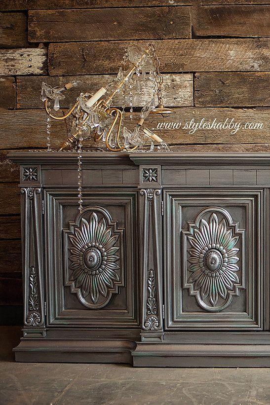 25 Best Ideas About Metallic Furniture On Pinterest Metallic Paint Silver Dresser And