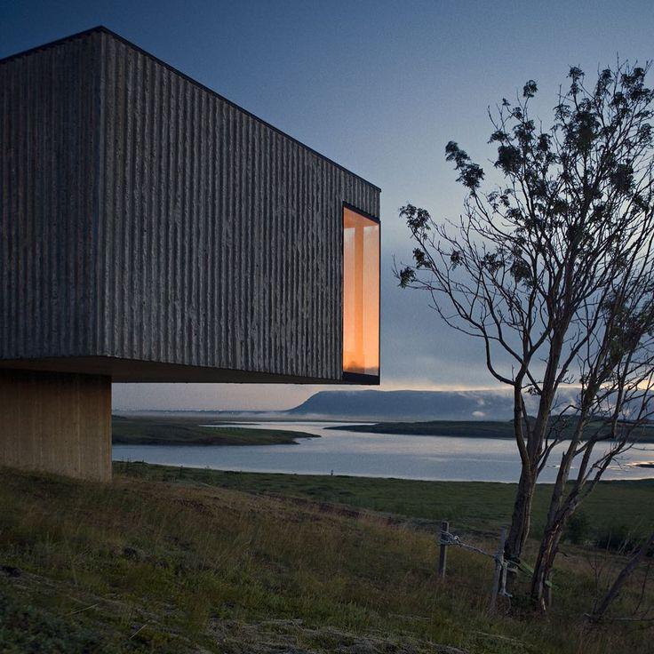 soudasouda:  Arborg #House by @pk_arkitektar in #Iceland - From Souda's #Tumblr http://tumblr.soudasouda.com