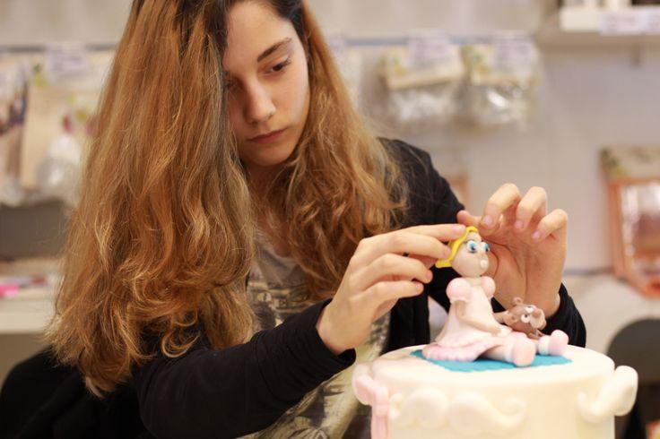 I protagonisti del corso di Cake Design