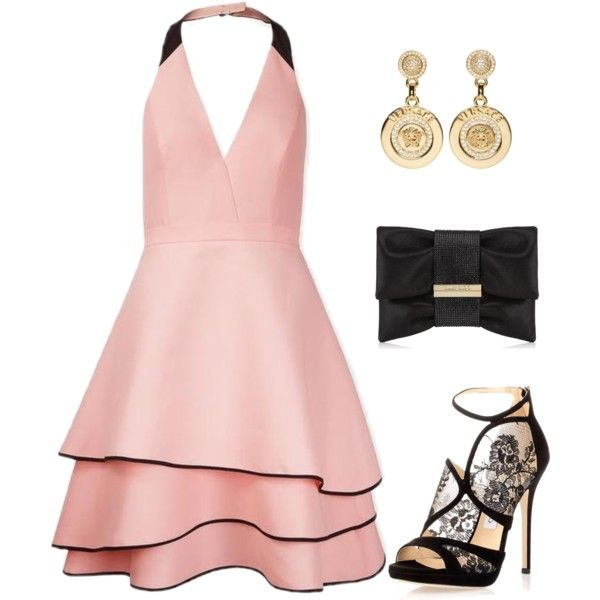 Untitled #1763 by elia72 on Polyvore featuring polyvore fashion style MARC BY MARC JACOBS Jimmy Choo Versace