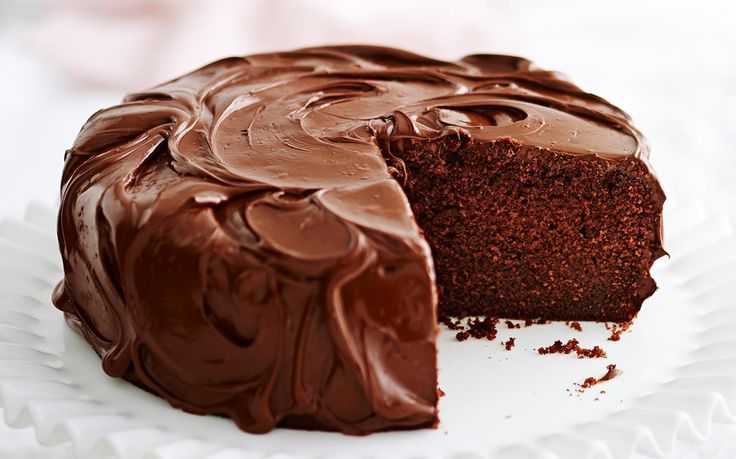Nutella chocolate cake recipe - By Australian Women's Weekly, This is one of The Australian Women's Weekly's go-to chocolate cakes. It's moist and light and very chocolatey, making it a great recipe for a special occasion or afternoon tea.