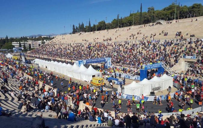 More than 50,000 runners taking part in the 34th Athens Authentic Marathon this Sunday