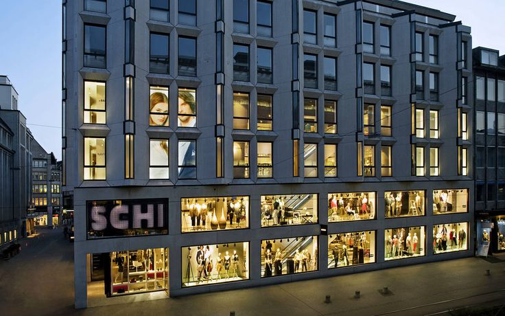 Client: Schild Location: Zurich Design: Blocher Blocher Year: 2011 #interior #shopfitting #store #design #retail #schild #Zurich