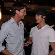 Jerry O'Connell and Steven R. McQueen