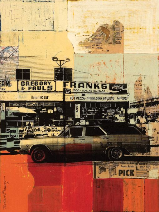 Franks by Robert Mars (2007)