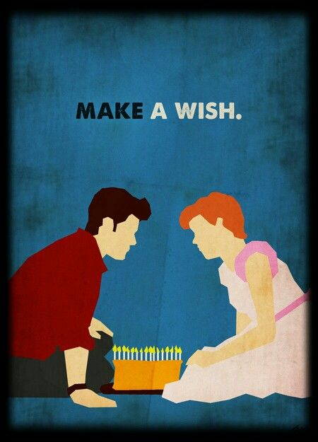 Sixteen Candles ★ I want a picture of this hung on my wall
