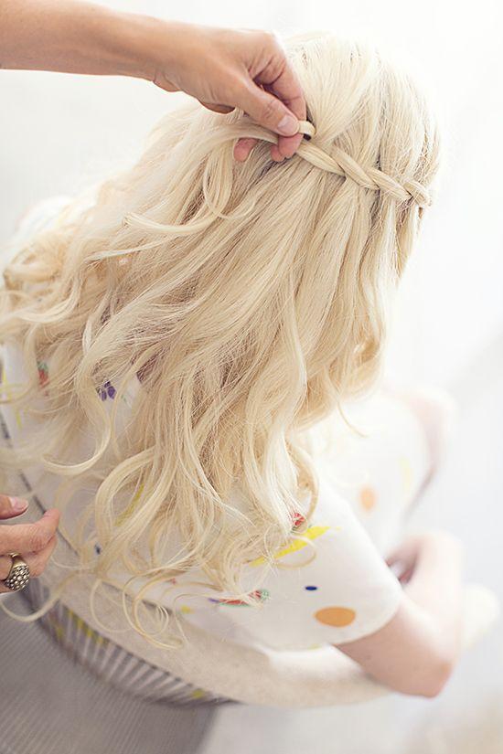 low-maintenance hair tutorial #wantthathair