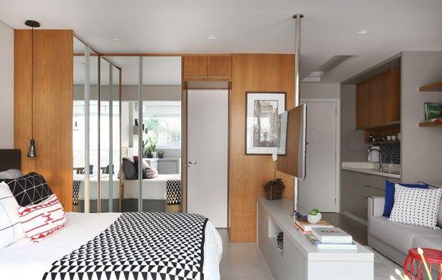 5 soluções para ampliar apartamento (Foto: Reprodução)