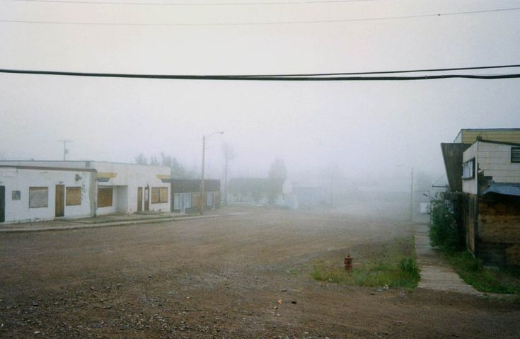 One of the more famous ghost towns in Saskatchewan is Uranium City. It was close to achieving city status and then collapsed upon the closure of the Eldorado Mine and the mass exodus of its population.  Thanks, Huffington Post.  WM