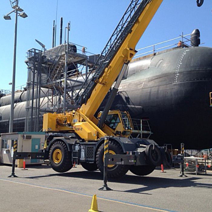Pre-election survey shows overwhelming support for submarine build