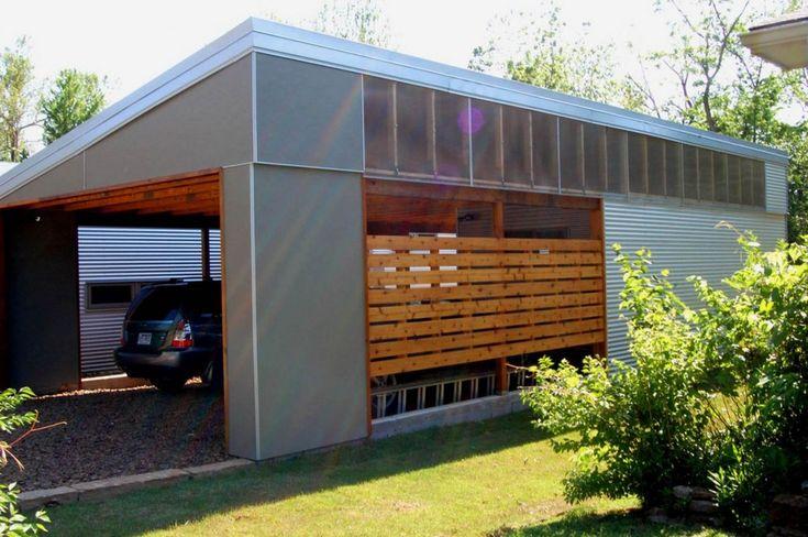 95 best carport designs images on pinterest for Different carport designs