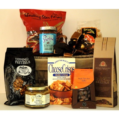 The Snack Attack Gourmet Basket