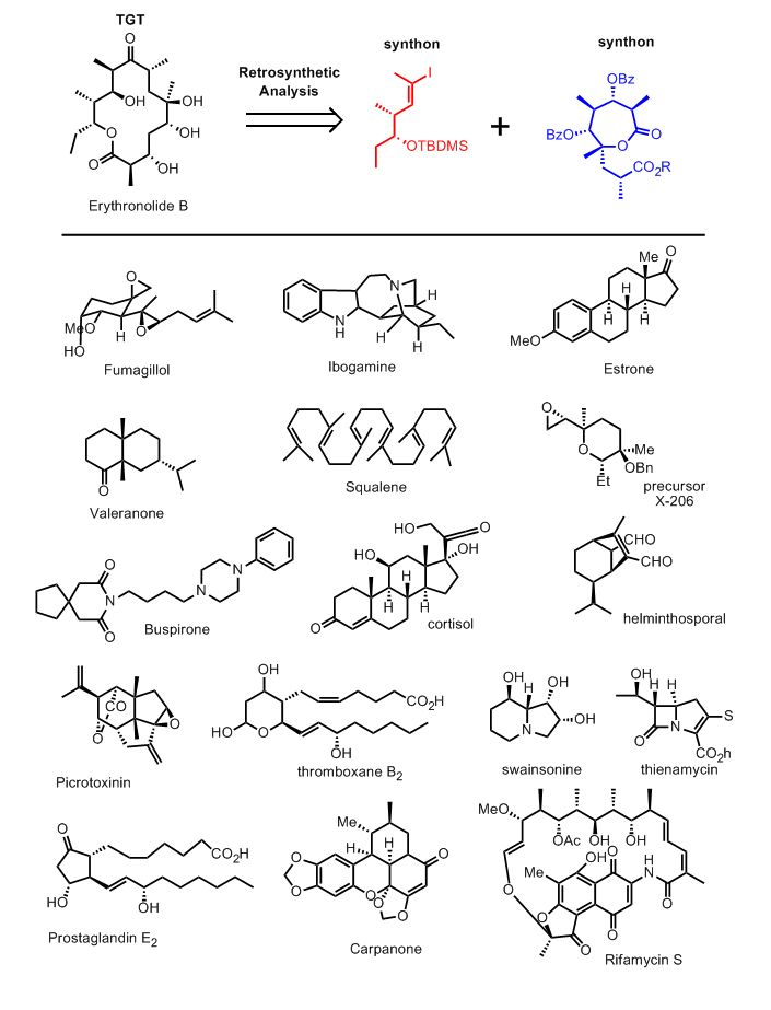 Retrosynthesis and a tiny sampling of the Corey Group's