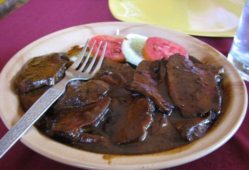lengua mexican tongue sandwiches a mexican beef tongue sandwich with ...