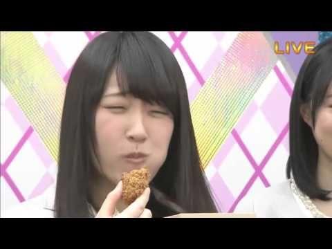 乃木坂46時間TV 生ちゃん復活!カキフライを持って登場!