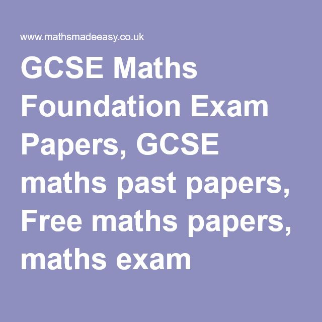 17 Best ideas about Gcse Math on Pinterest | Gcse grades, Math ...