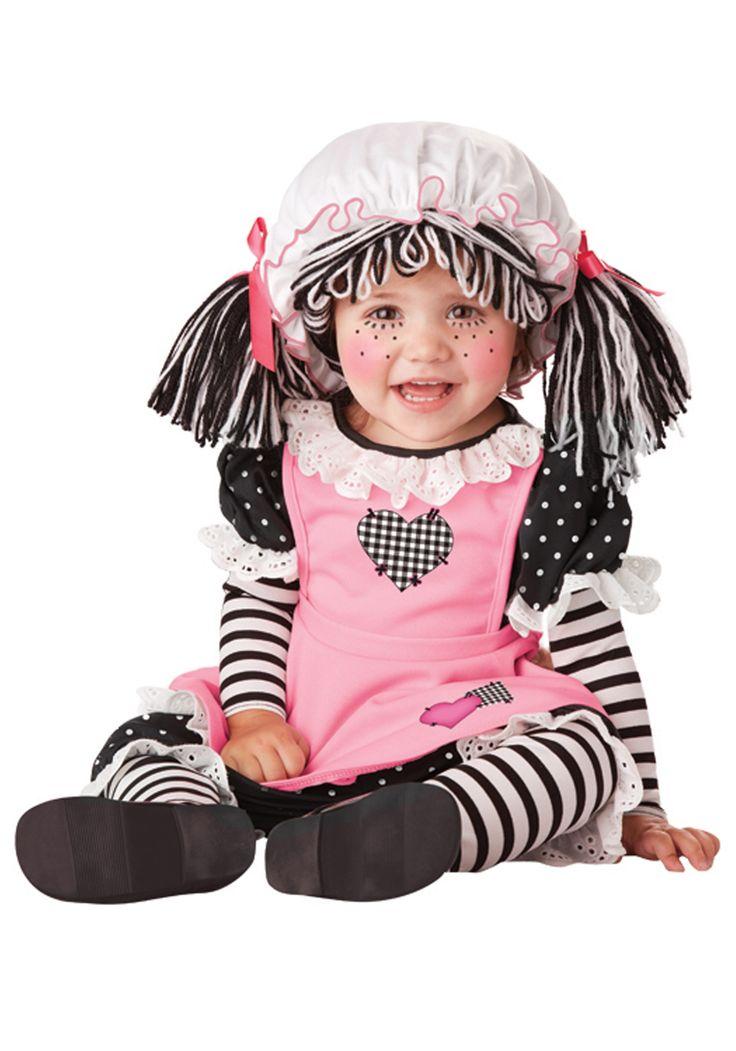 Baby Rag Doll Costume