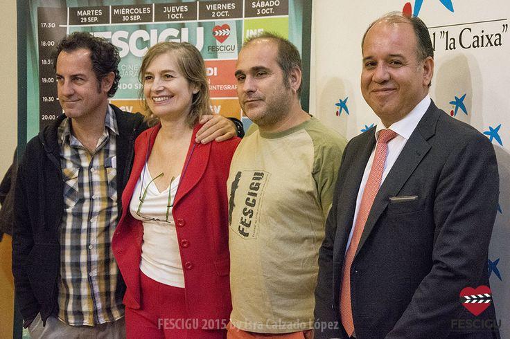 Tomás Cimadevilla, Assumpta Serna, Luis Moreno y Gonzalo Domingo.