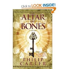 The Altar of Bones has it all: The Russian mob.  KGB spies.  Presidential assasination.  A doomed Hollywood legend.  Deathbed confessions.  Corrosive power.  Shattered families.  Guardians of an ancient religious icon housing a secret others will kill to possess.  The dark promise of immortality. And it delivers on its ambitious premise to leave you stunned and breathless at the end.