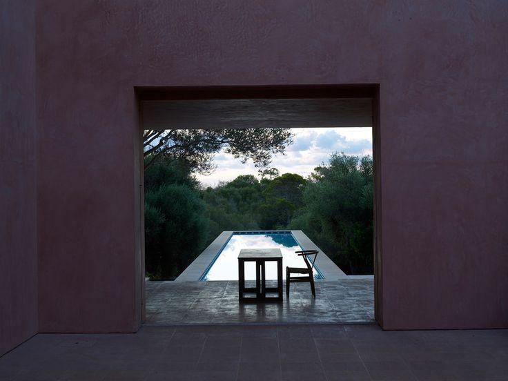 Casa Neuendorf, Mallorca, España , by John Pawson & Claudio Silvestrin