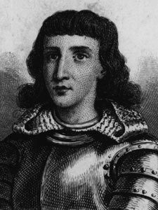 Robert the Bruce | Born in 1274, Robert the Bruce inherited the title Earl of Carrick and ...