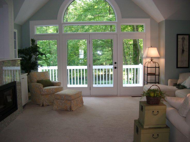 Modern Living Room Window Design 61 best living room and family room images on pinterest | living