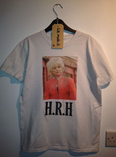 H.R.H Peggy Mitchell t shirt  Gatekeepers of the Eastend