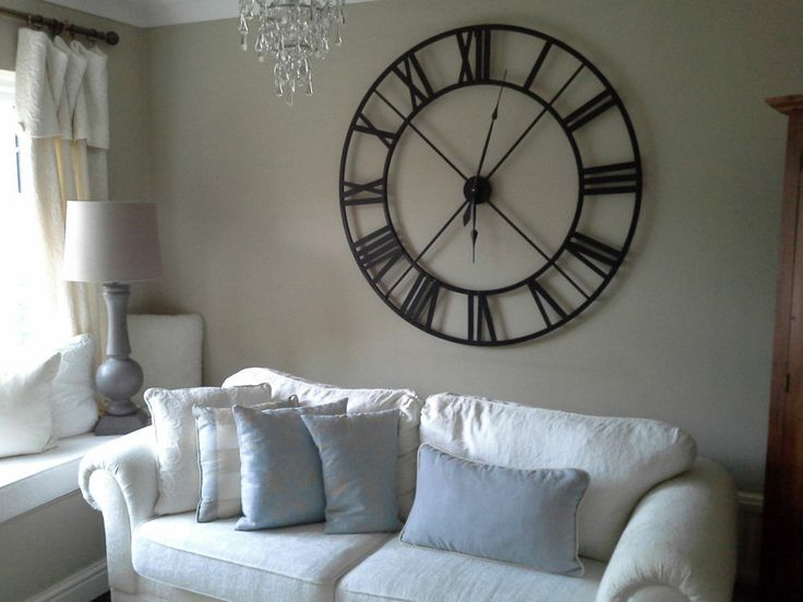 25 Best Ideas About Large Clock On Pinterest Wall Clock Decor Big Wall Decorations And Large