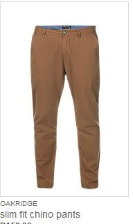 The Chinos