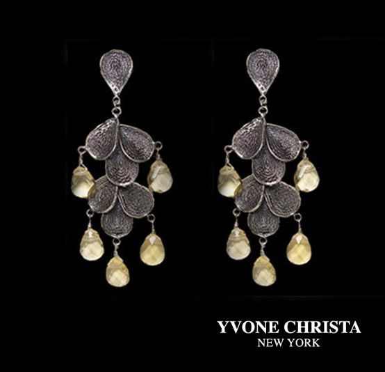 """""""The true Artisans of filigree jewelry. The New York brand is famous around the worlds because of their way of reinventing traditional jewels that belong to the history in a modern key, always maintaining the traits of handcrafting along with using the best materials.""""...    www.yvonechristawholesale.com"""