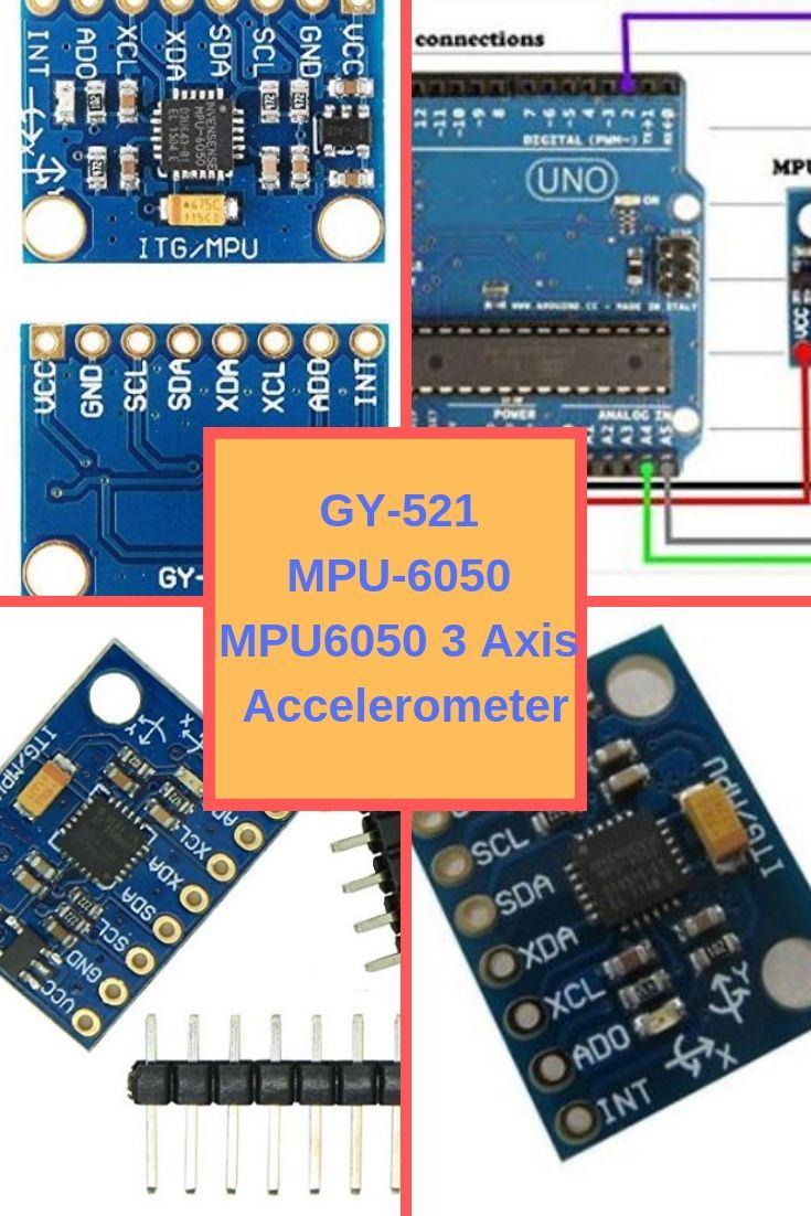 Use the chip: MPU-6050 Power supply :3-5v (internal low