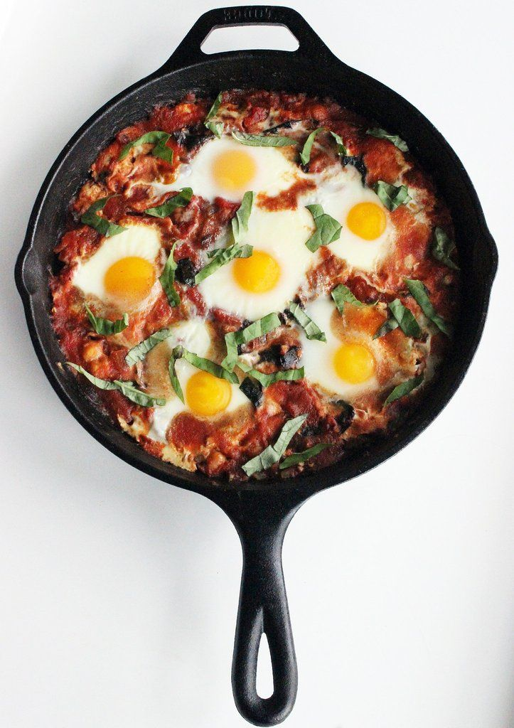 A healthy day should always include a good-for-you breakfast. It boosts metabolism, fuels you through the morning, and inspires an all-around healthy lifestyle. Tomorrow morning, try this Baked Eggs recipe!