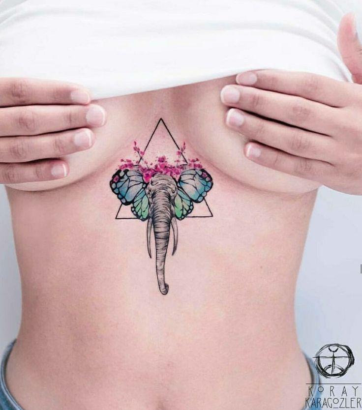 Pin By Neetu Gagan Gauba On Mehndi: Best 25+ Elephant Thigh Tattoo Ideas On Pinterest