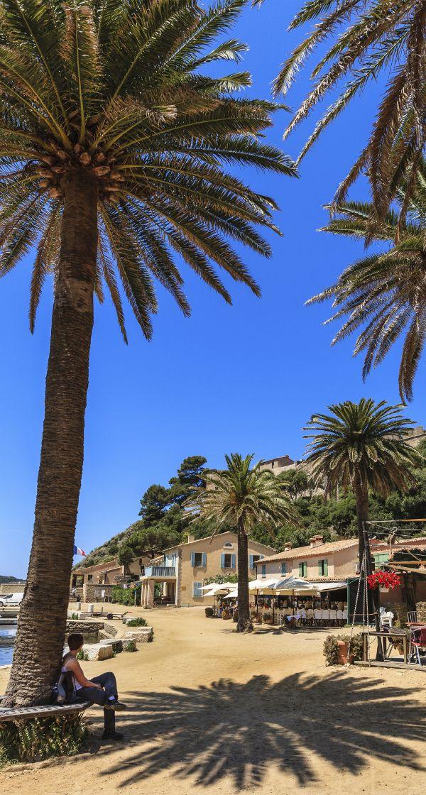 Avec les îles de Porquerolles et de Port-Cros, la commune de Hyères qu'on appelle la ville aux 7000 palmiers, est une station balnéaire à privilégier pour un séjour en famille.
