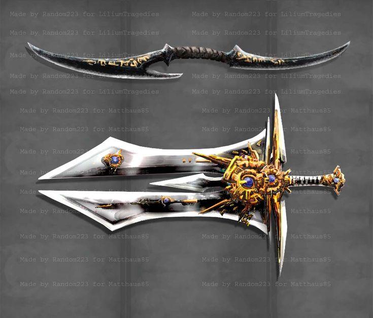 Weaponry 229 by random223