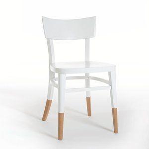 Chaise bicolore (lot de 2) ponette