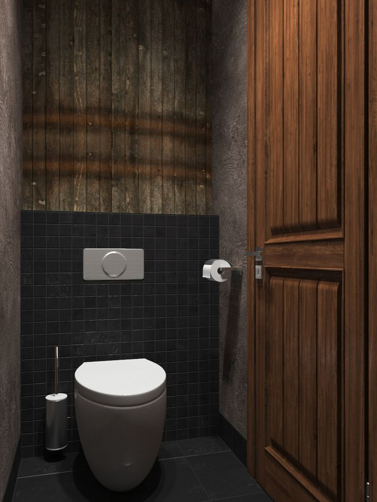 Toilet room. PUB / Rendering / Software: 3ds max, PS ...