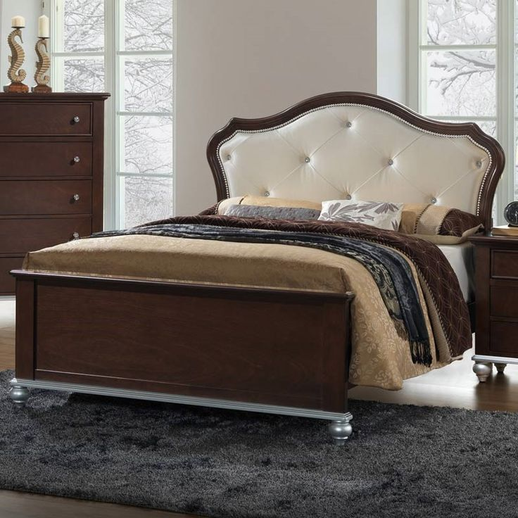 Exceptional Allison Full Bed | Weekends Only Furniture And Mattress