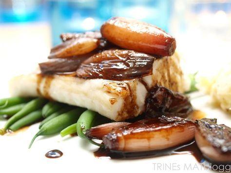 ovnsbakt torsk med balsamicoløk og sellerirotmos 3