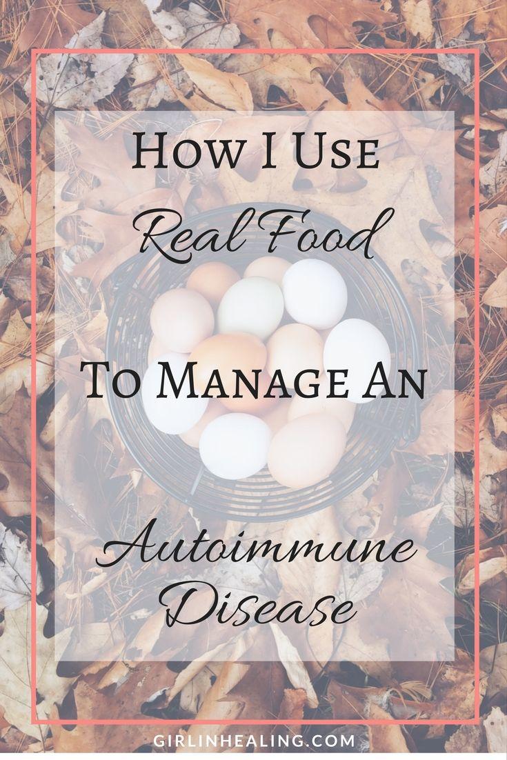 Real Food, Paleo, Autoimmune Disease, Crohn's disease